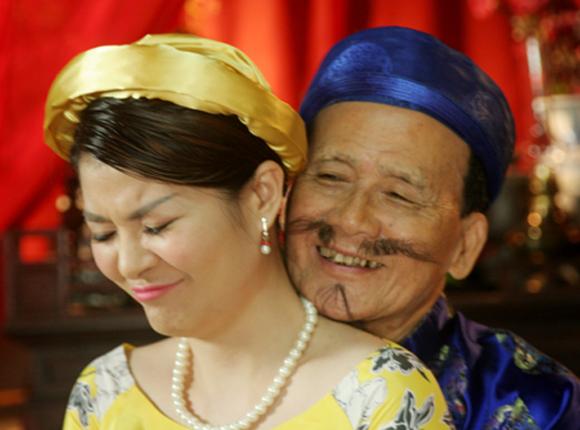 NSƯT Phạm Bằng vẫn diễn sung trong hài tết 2016 dù ở tuổi 85