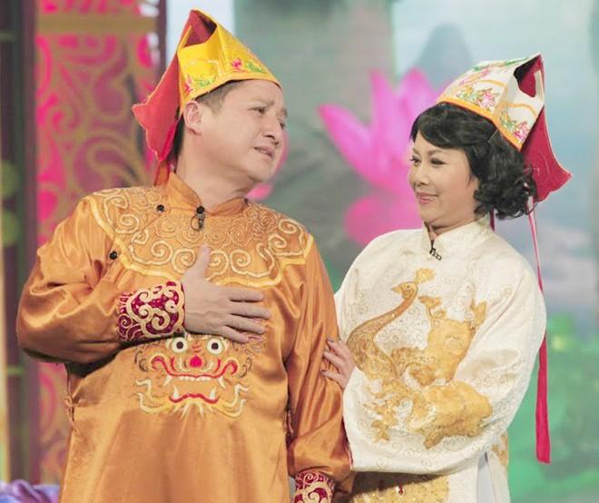 NSƯT Minh Hằng không tham gia Táo Quân 2016