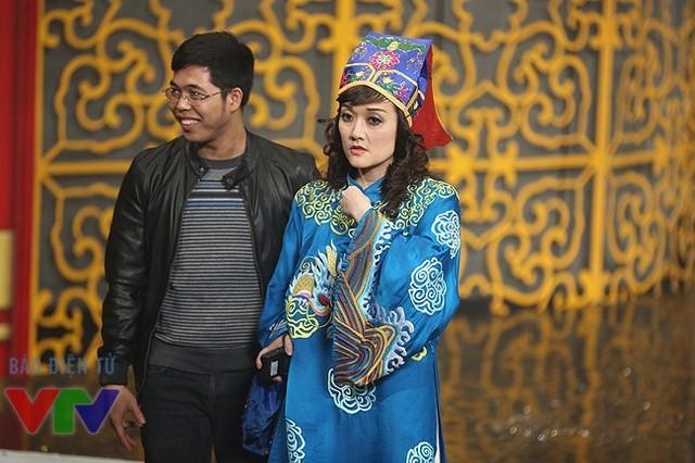 Trao Vương Miện Nhầm sẽ xuất hiện ở Táo Quân 2016