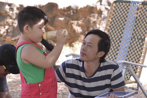 Hoài Linh trải lòng về gia đình và con ruột 4 tuổi