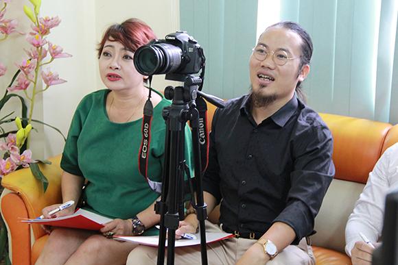 Vượng Râu ráo riết tìm diễn viên cho hài tết 2017 Cưới Nhanh Kẻo Ế