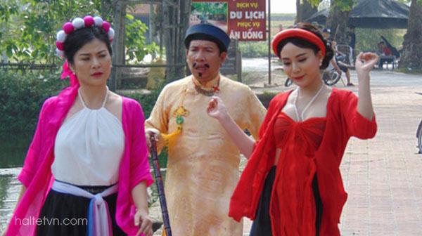 Linh Miu: Cát-xê hài Tết 20 triệu đồng/tập, tổng thu nhập 9 con số mỗi tháng