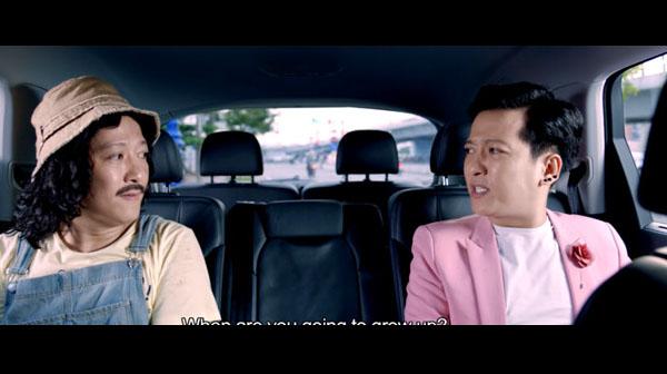 Trường Giang một mình đóng hai vai trong phim hài Tết 2018