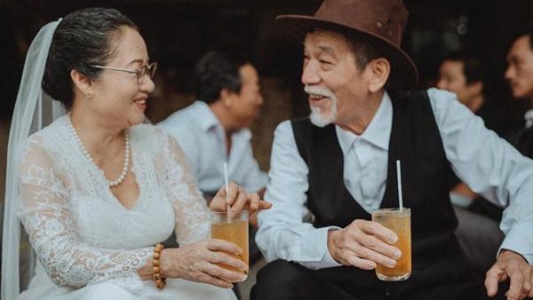 Nghệ sĩ Ngọc Căn bị ung thư nhưng vẫn đi đóng phim hài Tết