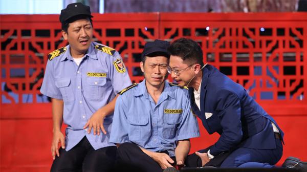 Gương mặt già nua của Hoài Linh, Trường Giang trong hài Tết 2019