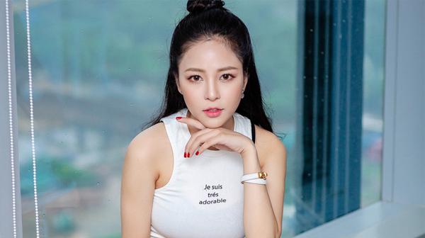 Hot girl Trâm Anh là ai?