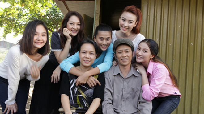 5 nàng tiên nhà Hoài Linh gây sốt phim Tết 5 năm trước giờ ra sao?
